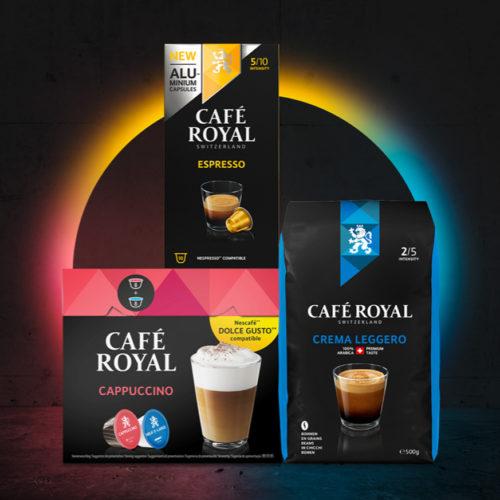 Café Royal Celebrity Kampagne mit Robbie Williams – Online PR Agentur ALPHA POOL
