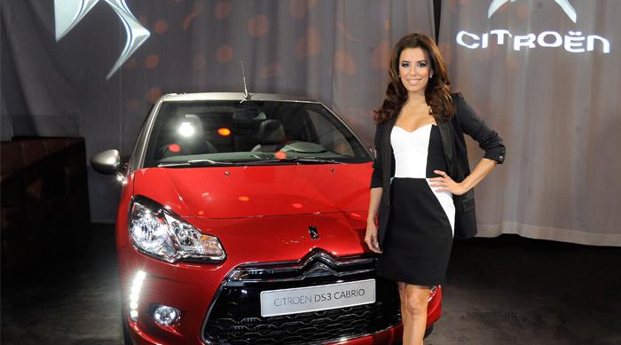Eva Longoria beim Citroën Event in Berlin – – PR Kommunikation ALPHA POOL