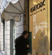 Geox – Der Schuh, der atmet