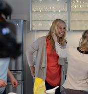 Sabine Lisicki isst glutenfrei