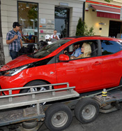 Rita Ora liebt Toyota Aygo