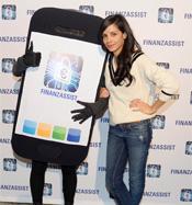 FinanzAssist App mit Promi Power