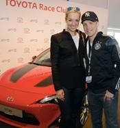Toyota beim 24h Rennen
