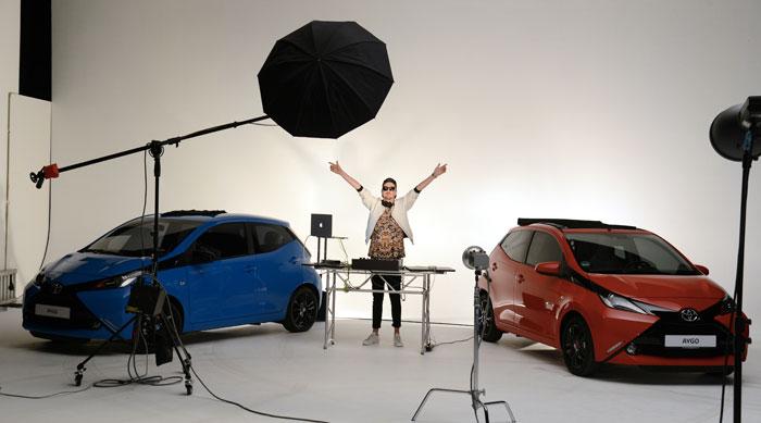 Robin Schulz für Toyota AYGO