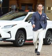 Lexus Live dabei!