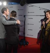 Jude Law präsentiert Lexus Life RX in London