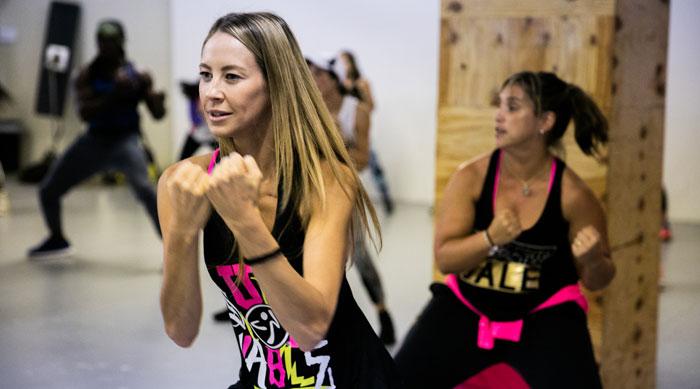 Let's Dance Star wird Zumba Trainerin