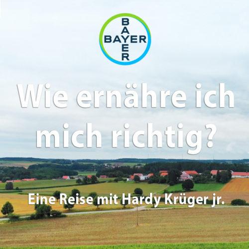Unternehmensdokumentation Bayer AG