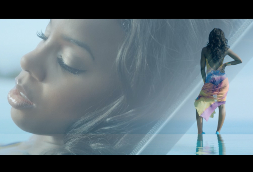 ALPHA POOL Music Video Trailer Example Bacardi Kelly Rowland
