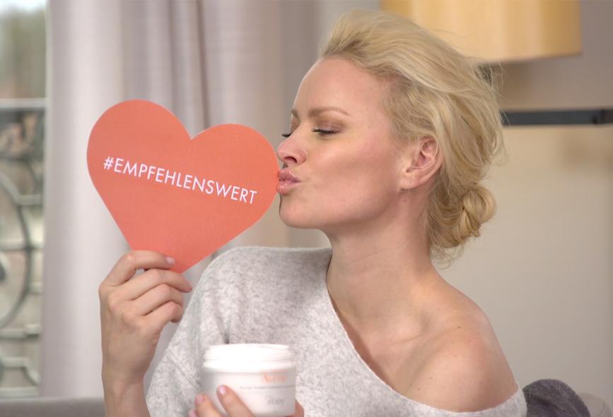 ALPHA POOL Social Media Trailer Example Avène Franziska Knuppe