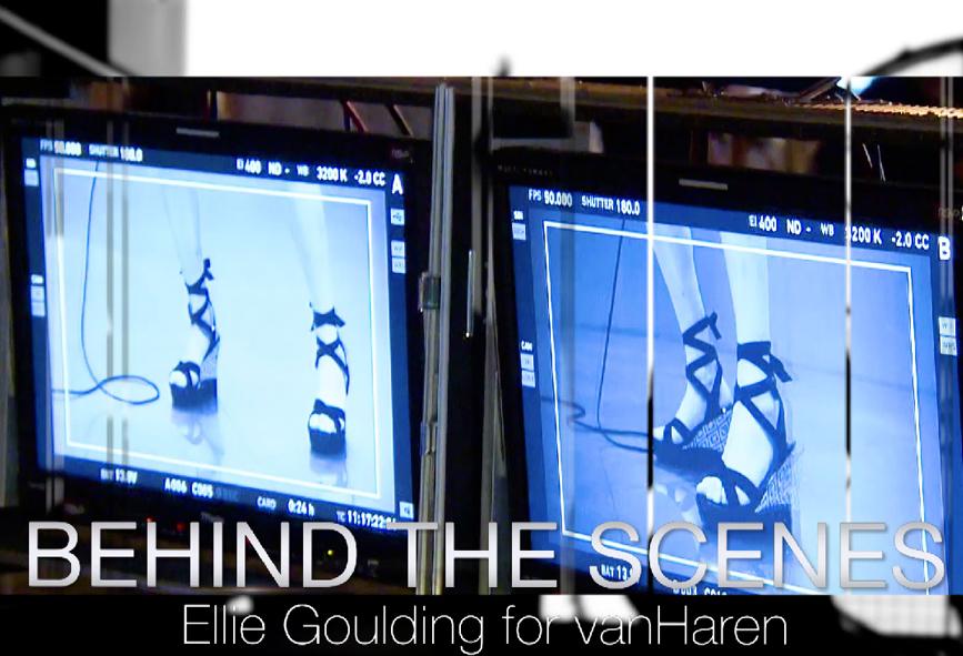 ALPHA POOL Social Media Trailer Example van Haren Ellie Goulding