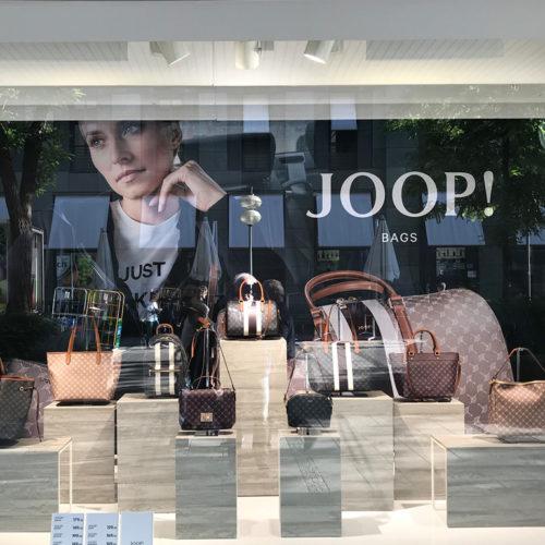 JOOP! PoS Kampagne mit Lena Gercke – ALPHA POOL