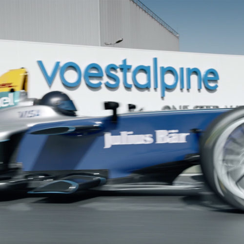voestalpine Corporate Film zum Formel E-Engagement