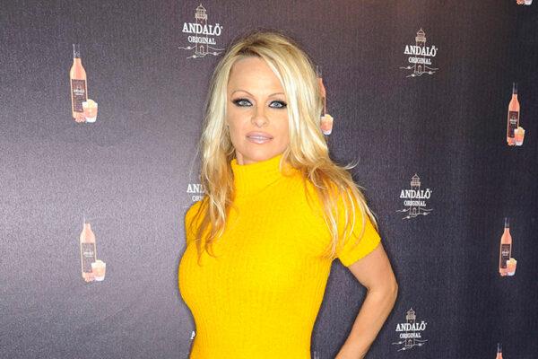 Pamela Anderson Andalö ALPHA POOL