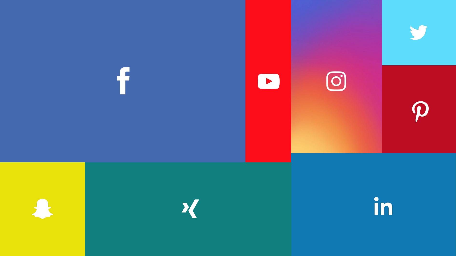 Social Media Channels Germany