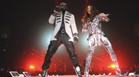 Black Eyed Peas world tour