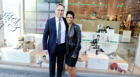 Halle Berry loves Deichmann shoes