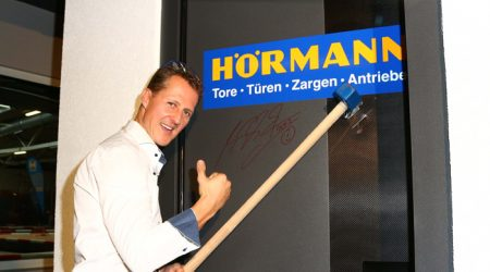 Michael Schumacher for Hörmann